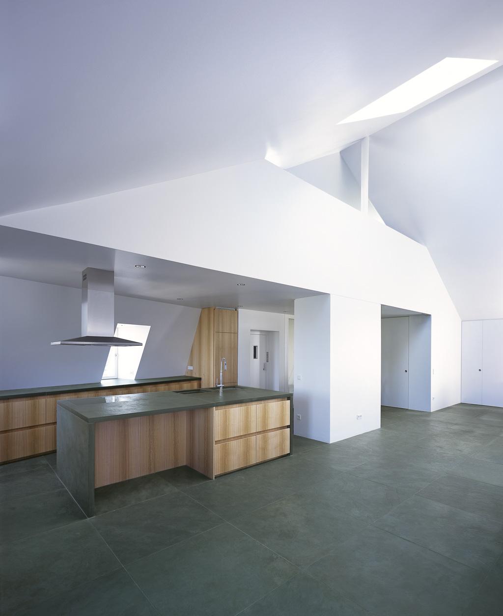 gr ne schieferplatten in frankfurt zeitlos edel. Black Bedroom Furniture Sets. Home Design Ideas