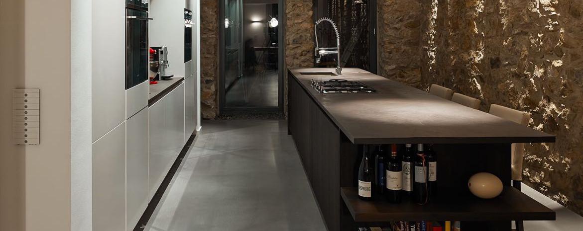Schieferplatten Küche schiefer küchenarbeitsplatte aus schiefer schiefer arbeitsplatte